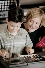 parent participation in piano lessons